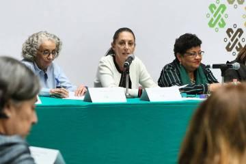 México, 14 Ago 2019 (Notimex-Especial).- La jefa de gobierno capitalino, Claudia Sheinbaum, an ...