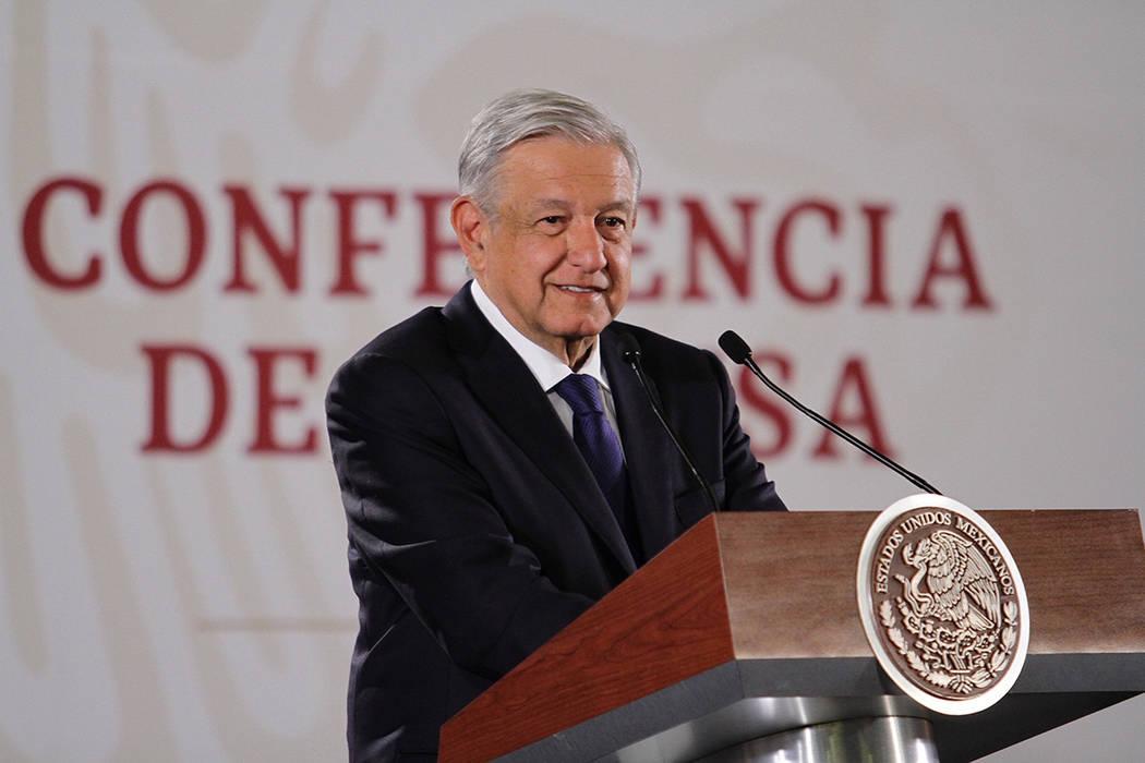 México, 19 Ago 2019 (Notimex-Guillermo Granados).- Respecto a las protestas del pasado viernes ...
