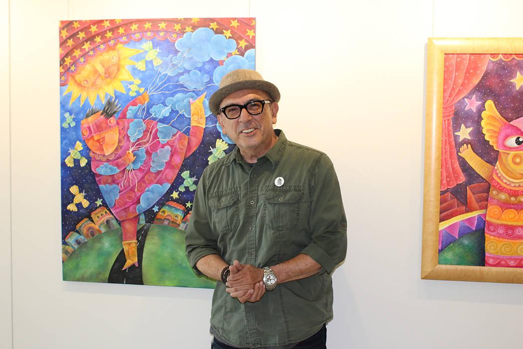 Jorge Betancourt-Polanco ha abierto caminos para espacios que ahora son utilizados por latinos. ...