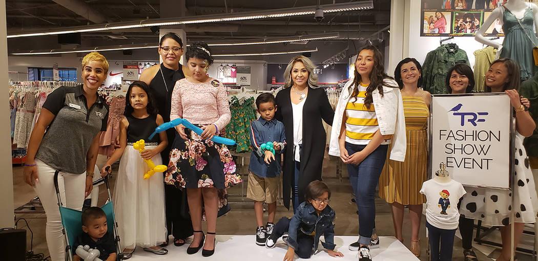 La Fundación Tyler Robinson realizó su tradicional desfile de modas en Macy's del Fashion S ...