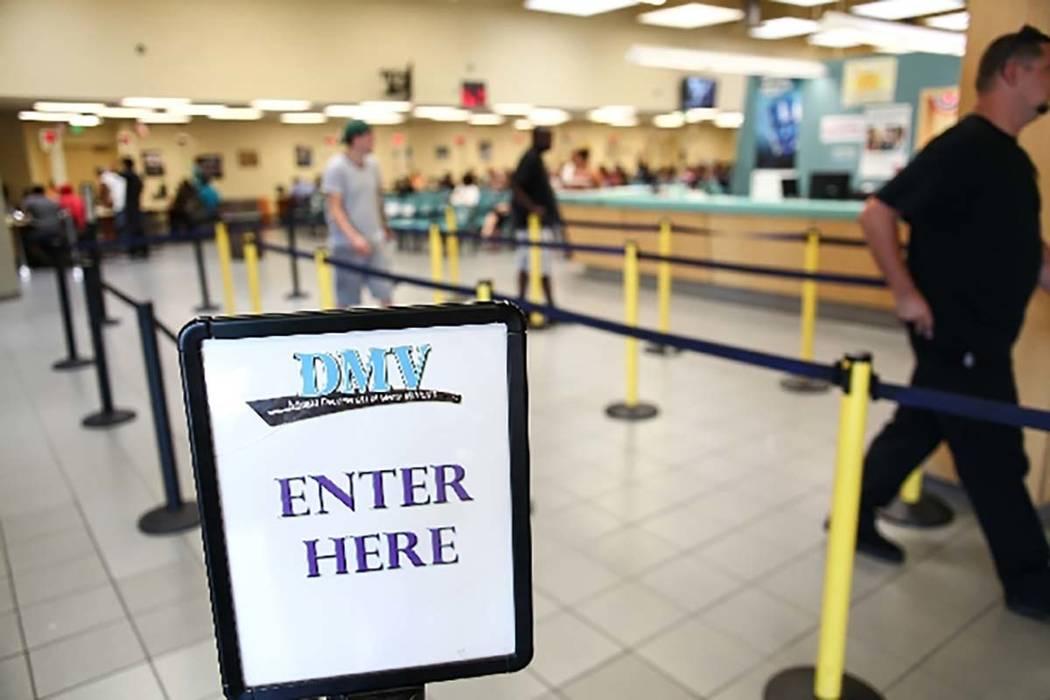 La modernización de sistemas tecnológicos del DMV de Nevada ha sido afectada gracias a un con ...
