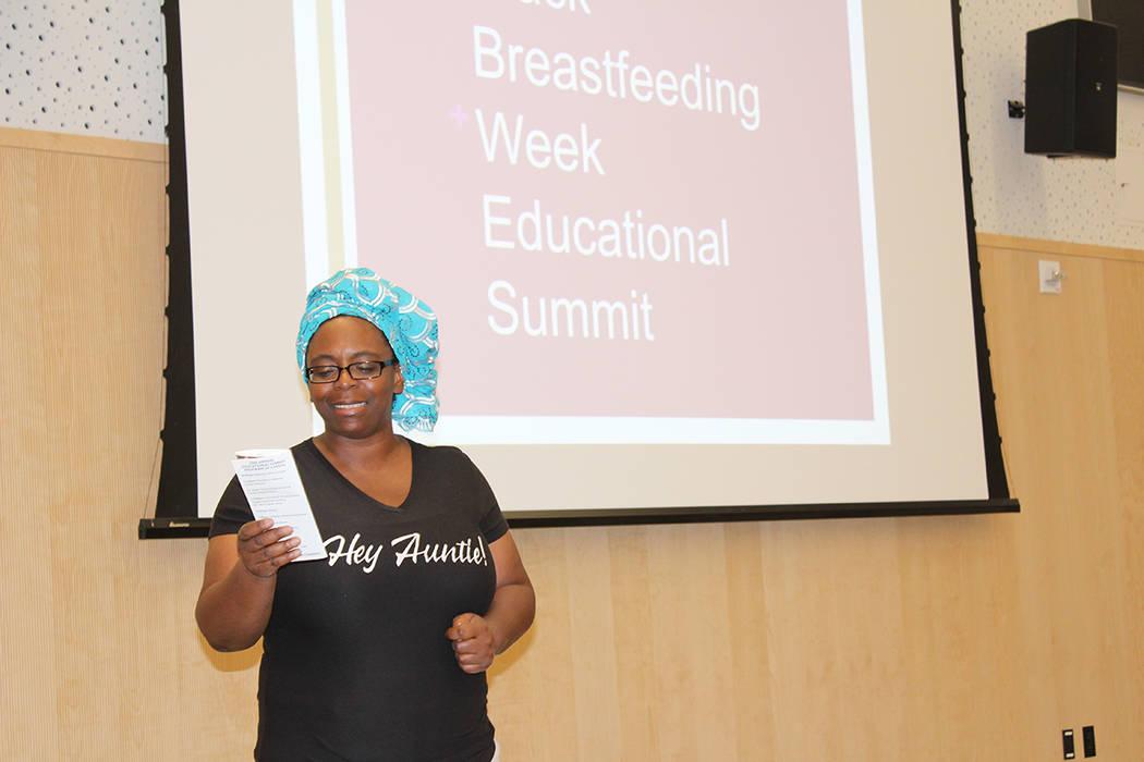 Joallina Simpson, directora de Kajiji, comentó que en la comunidad se refleja el bienestar de ...