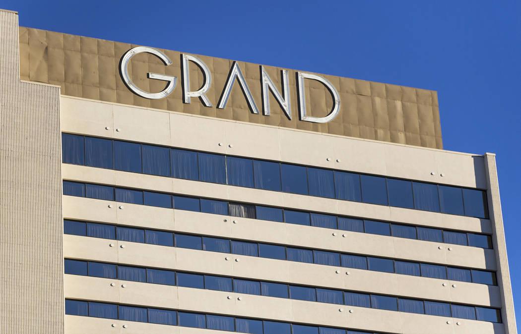The Downtown Grand el viernes, 4 de enero de 2019 en Las Vegas. Benjamin Hager Las Vegas Review ...