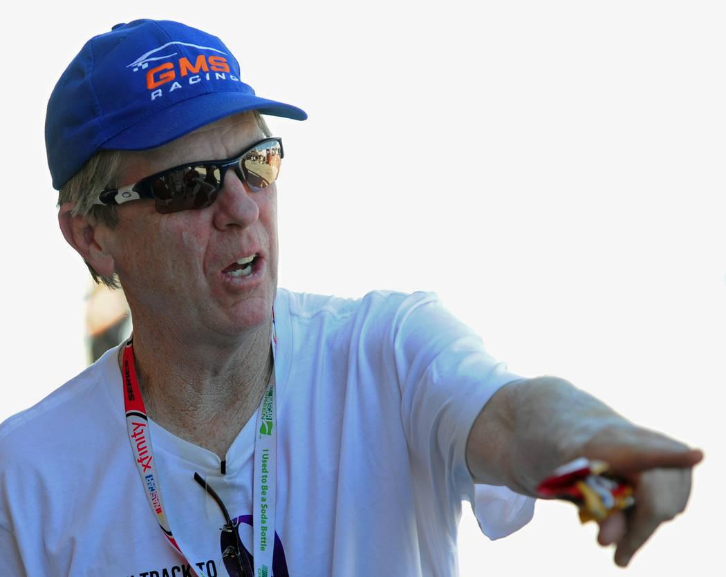 El CEO de Allegiant Airlines y propietario de un equipo de la NASCAR, Maurice Gallagher Jr., ha ...
