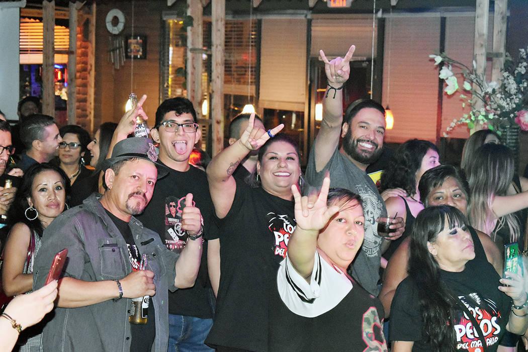 Entre los asistentes destacó Ricardo Robles, baterista de Dr. Hizteria, una de las mejores ban ...