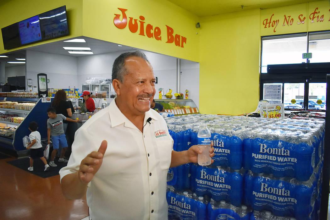 """Víctor Flores, conocido como Mr. Wow, puntualizó que """"con la entrega que habíamos hecho de ..."""