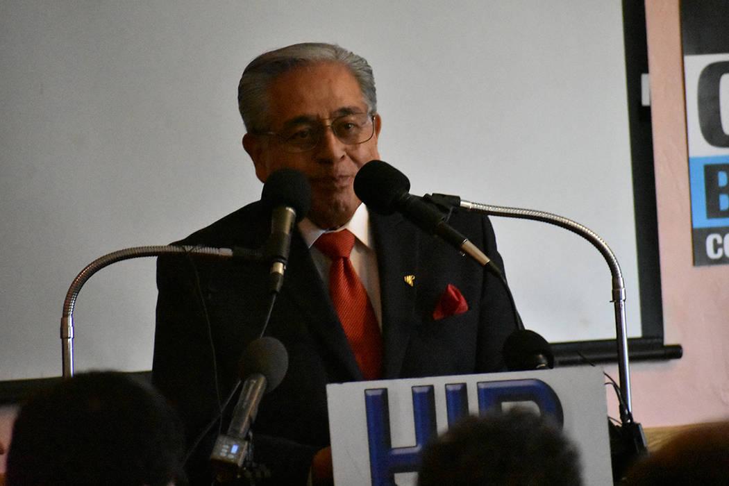 El presidente de Hispanos en la Política, Fernando Romero, dijo estar de acuerdo con las propu ...