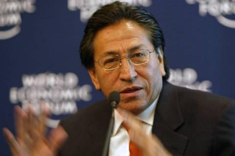 ARCHIVO.- Alejandro Toledo, presidente de Perú. [Cortesía]