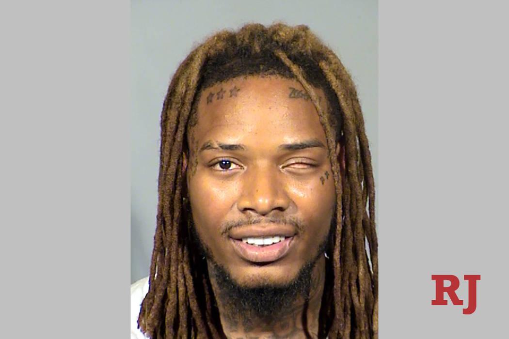 Fetty Wap, también conocido como Willie Maxwell, fue arrestado en Las Vegas el domingo, 1º de ...