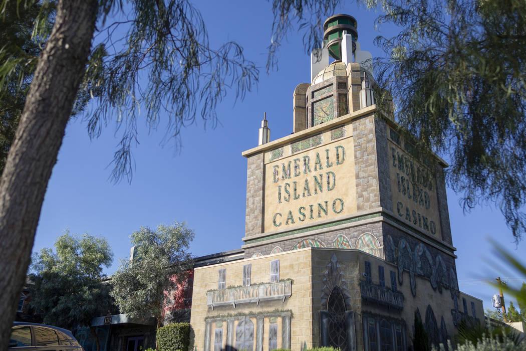 El Emerald Island Casino en South Water Street en Henderson el miércoles, 28 de agosto de 2019 ...