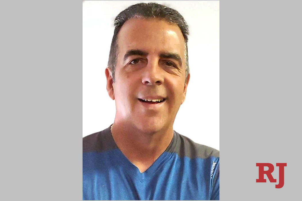 """Una foto sin fecha de Rodolfo """"Rudy"""" Arco, de 57 años, residente de Las Vegas y propietario de ..."""