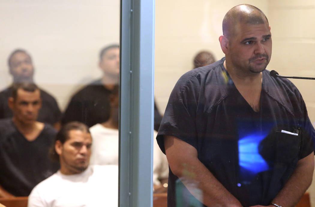 Chuck Chaiyakul, de 38 años, acusado del asesinato de una mujer cuyo cuerpo fue encontrado en ...