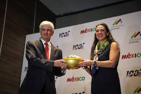 México, 5 Sep 2019 (Notimex-Quetzalli Blanco).- En el marco de los 100 años de la NFL, la lig ...