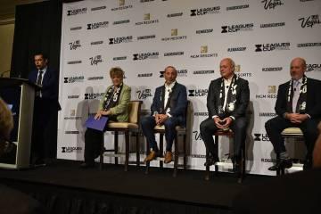 ARCHIVO.- Autoridades de Las Vegas, de la Liga MX y de la MLS anunciaron que la final de la Lea ...