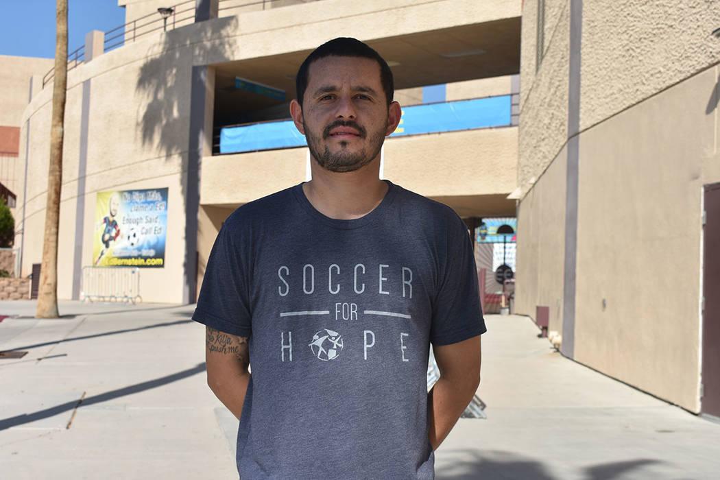El futbolista Pablo Cruz aseveró que su familia le ha inculcado la cultura y tradiciones de Ho ...