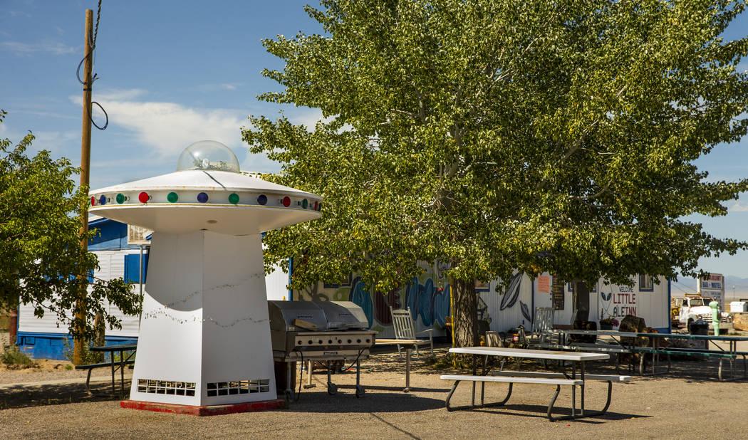 Little A'Le'Inn será un sitio de reunión para el próximo festival Alienstock el martes, 27 d ...