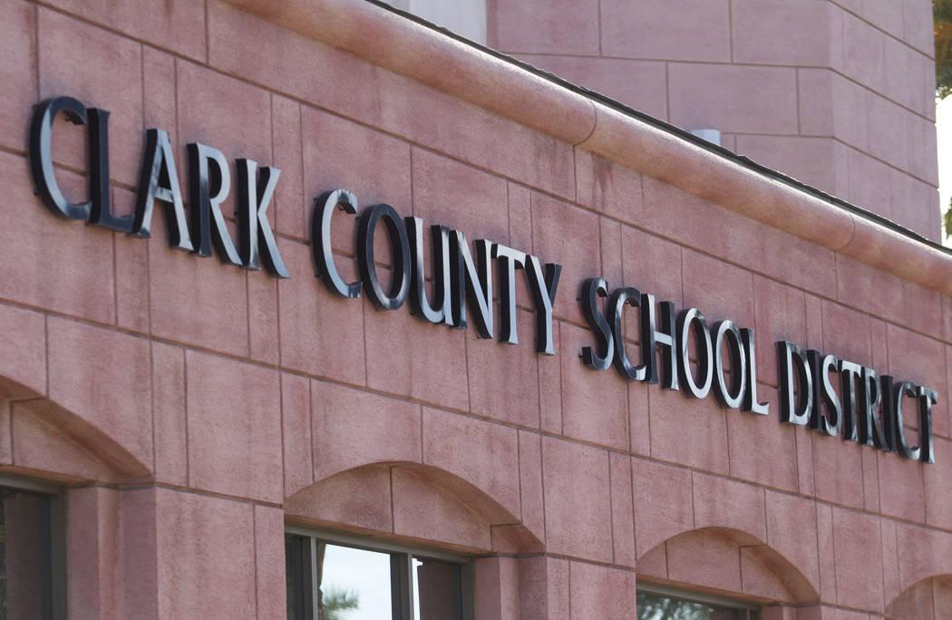 Distrito Escolar del Condado de Clark (Las Vegas Review-Journal)