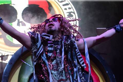 Metalachi tocará un show gratis el viernes en el Downtown Container Park. (Metalachi)