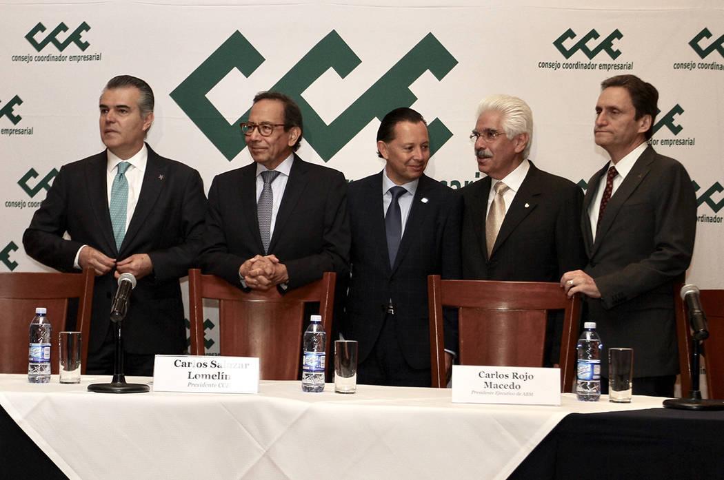 ARCHIVO. Ciudad de México, 21 Ago 2019 (Notimex-Guillermo Granados).- El Consejo Coordinador E ...