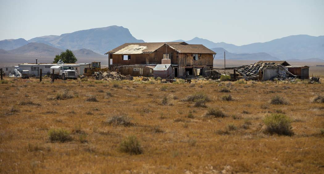"""Esta casa vieja podría convertirse en una """"casa embrujada"""" como parte de las actividades del f ..."""