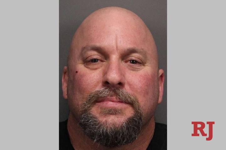 Una foto del 6 de diciembre de 2011 de Gary Rudnick. (Foto AP / Oficina del Alguacil del Condad ...