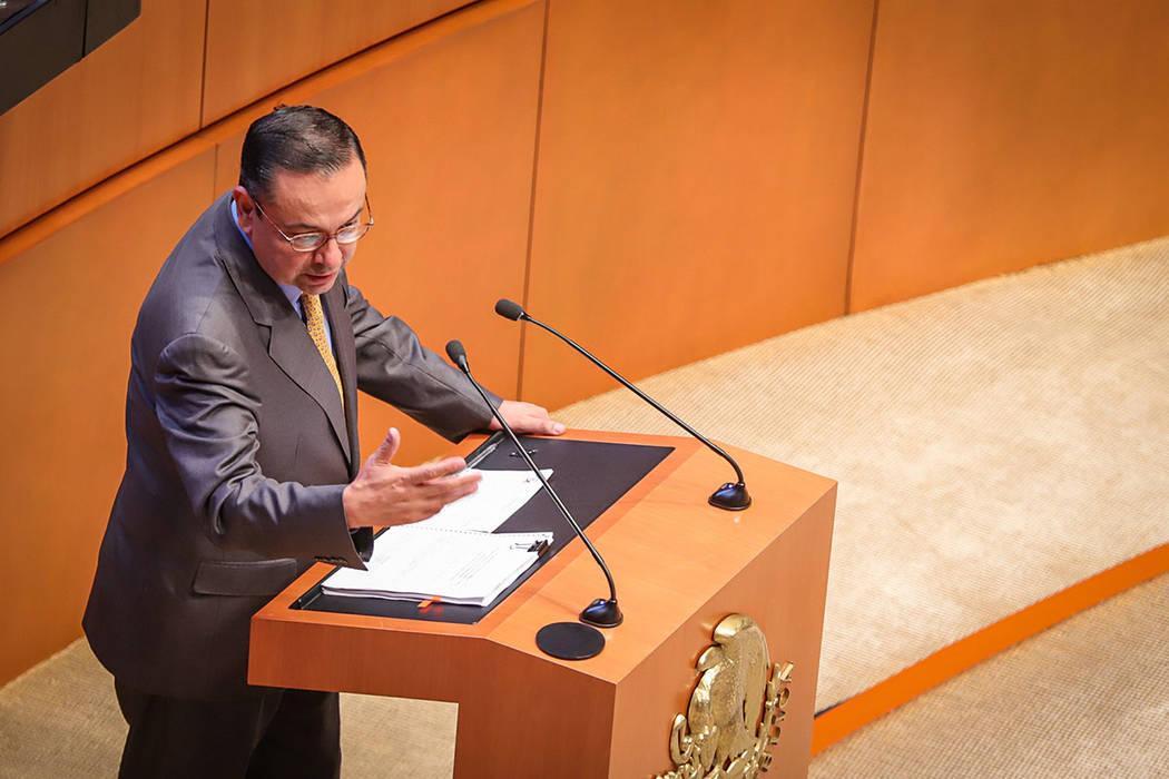 Ciudad de México, 8 oct 2019 (Notimex-Quetzalli Blanco).- El Senado de la República aprueba ...