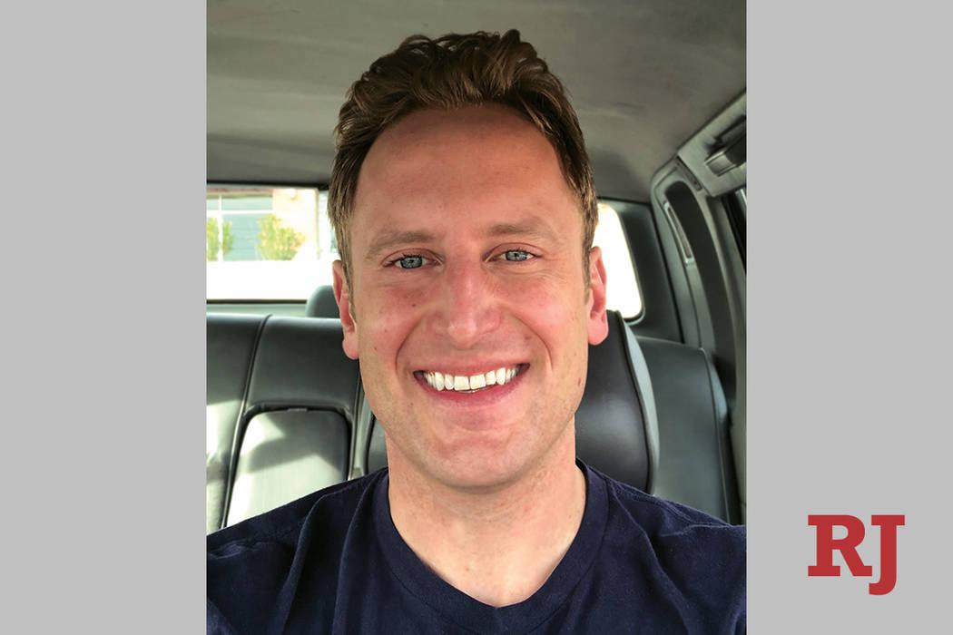 Robbie James Pettingill (Departamento de bomberos de Henderson).