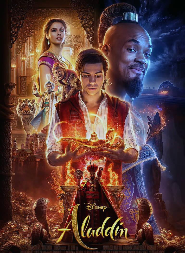 Aladdín es una cinta de aventura y fantasía romántica, esta edición 2019 fue dirigida por G ...