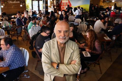 Sami Ladeki es el dueño de Toasted Gastrobrunch en 9516 W. Flamingo Road en Las Vegas. (Bizuay ...