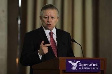 ARCHIVO. Ciudad de México, 10 Oct 2019 (Notimex-Guillermo Granados).- Conferencia de prensa de ...