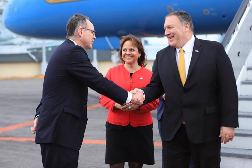ARCHIVO. México, 20 Jul 2019 (Notimex-Especial).- La subsecretaria para Asuntos Multilaterales ...