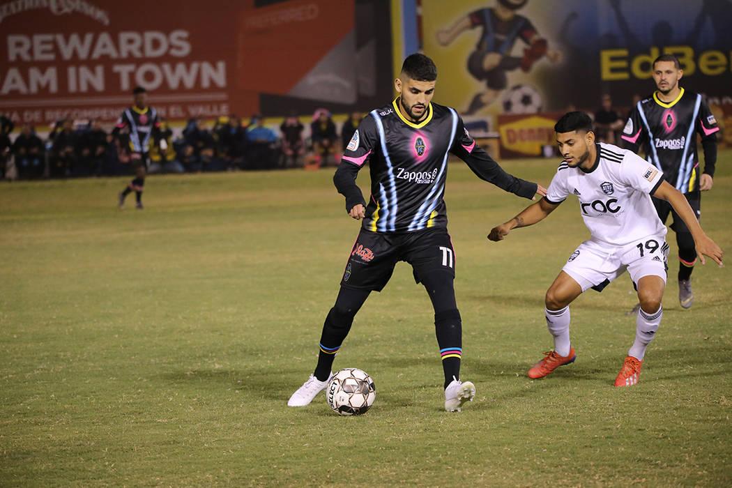 """Reno 1868 FC derrotó 2-0 a Las Vegas Lights FC y se quedó con la """"Silver State Cup"""". Sáb ..."""