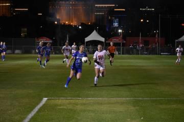 UNLV cayó en tiempo extra ante Air Force en juego correspondiente a la liga femenil universita ...