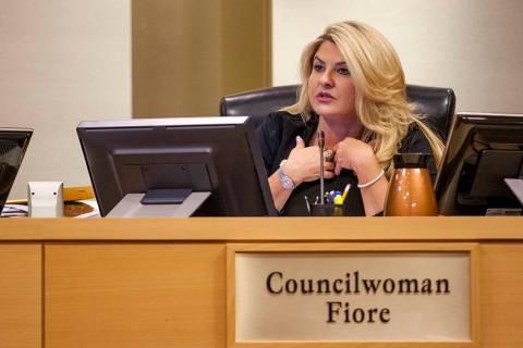 Michelle Fiore (Las Vegas Review-Journal)