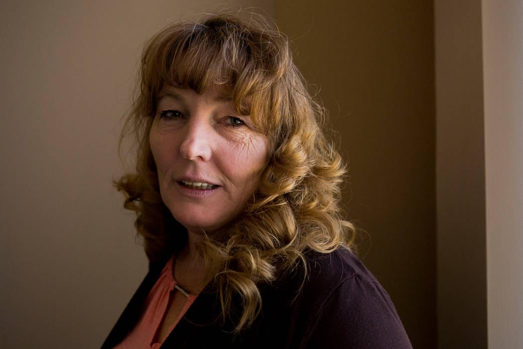La comisionada del Condado de Clark, Marilyn Kirkpatrick. (Elizabeth Brumley Las Vegas Review-J ...