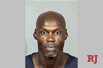 Byron Williams (LVMPD).