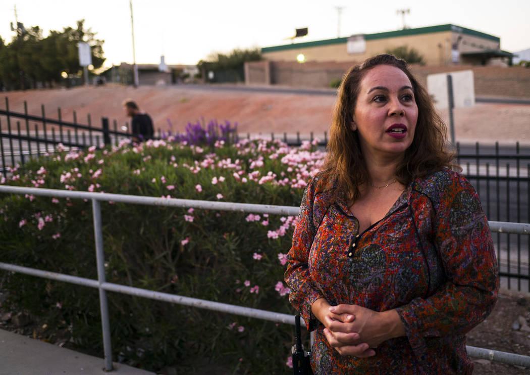 Jeree Saucedo, subdirectora de servicios sociales en The Salvation Army, habla sobre las difere ...