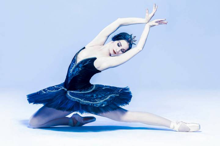 "Nevada Ballet Theatre presentará ""Swan Lake"" este fin de semana. (Jerry Metellus)"