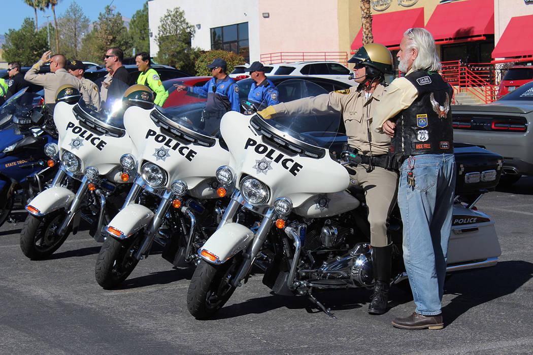 El 80% de las motocicletas para policía en el país con HD y son renovadas hasta las 500 mil m ...