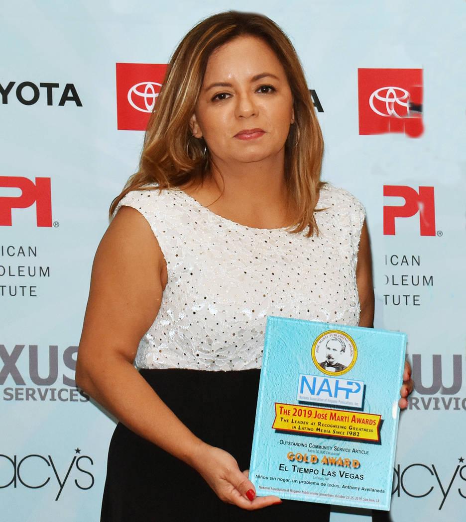 Fanny Miller, presidenta de la NAHP, sostuvo que este tipo de eventos permite un intercambio de ...