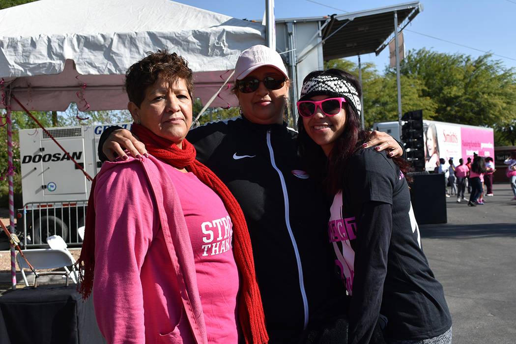 Lilian Cruz Melgar, Margarita Alas y Elizabeth Melgar –originarias de El Salvador- se unieron ...