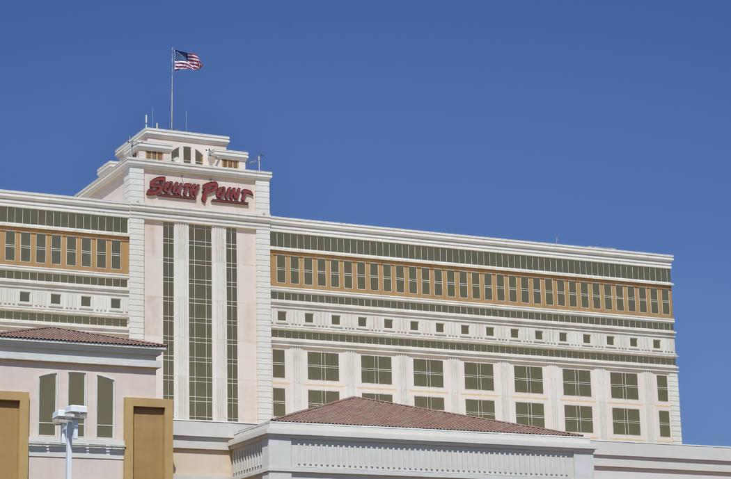El exterior del hotel-casino South Point se muestra en 9777 S. Las Vegas Blvd. en Las Vegas el ...