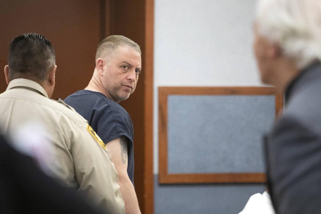 Christopher Prestipino, quien fue acusado de asesinato por la muerte de una mujer cuyo cuerpo f ...