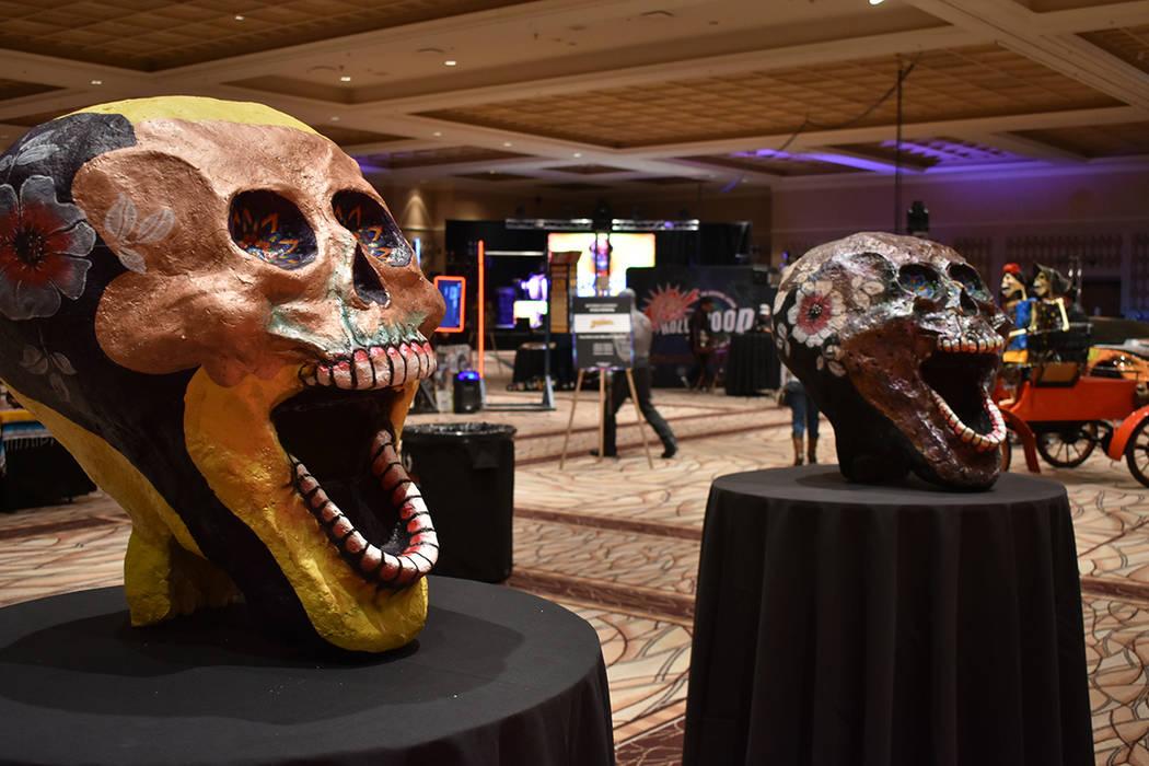 Por primera vez en Las Vegas se llevó a cabo el Fantasma Fest. Sábado 2 de noviembre de 2019 ...