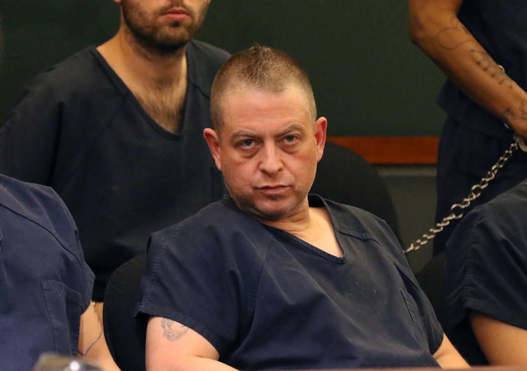 Christopher Prestipino, acusado de asesinato por la muerte de la modelo de Las Vegas, Esmeralda ...