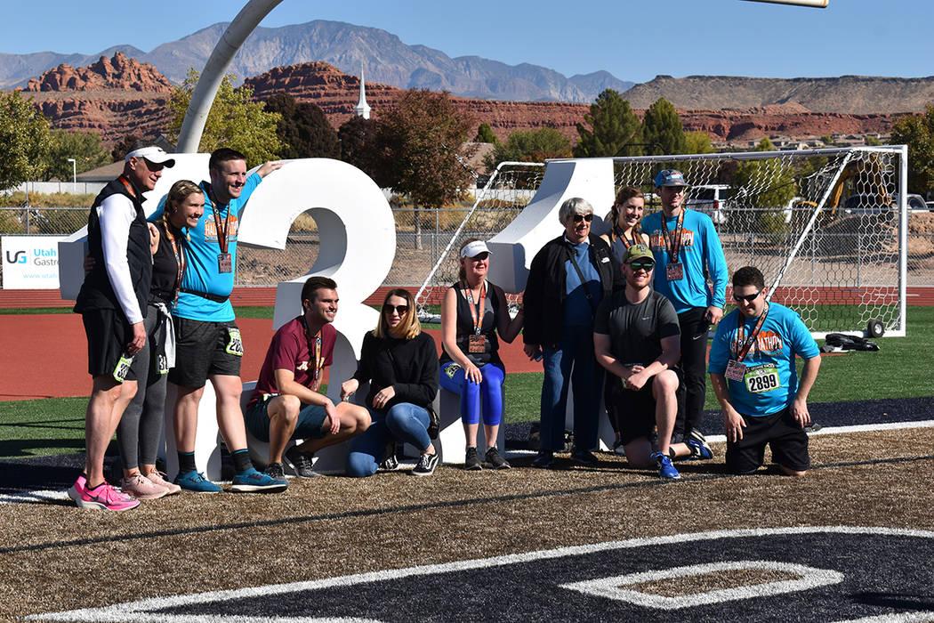 """La Media Maratón de Snow Canyon ha sido nombrada una de las """"Top 5: Las mejores carreras de ..."""