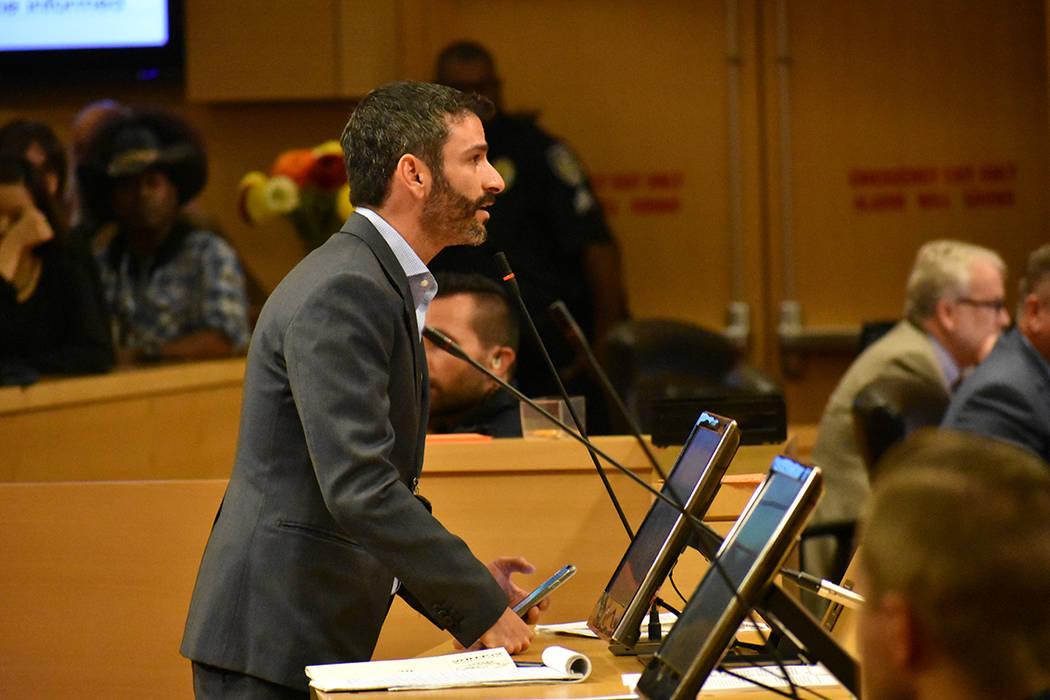 El director ejecutivo de NPHY, Arash Ghafoori, expresó su rotundo rechazo a criminalizar a las ...
