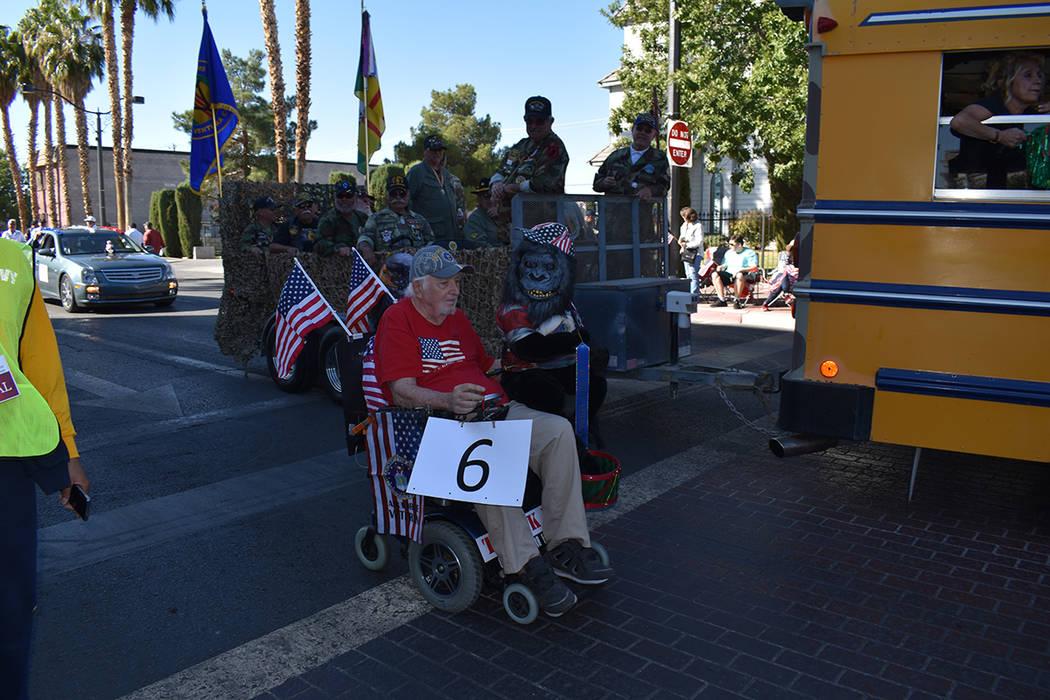 El Día de los Veteranos marca el aniversario del armisticio que dio fin a la segunda guerra mu ...