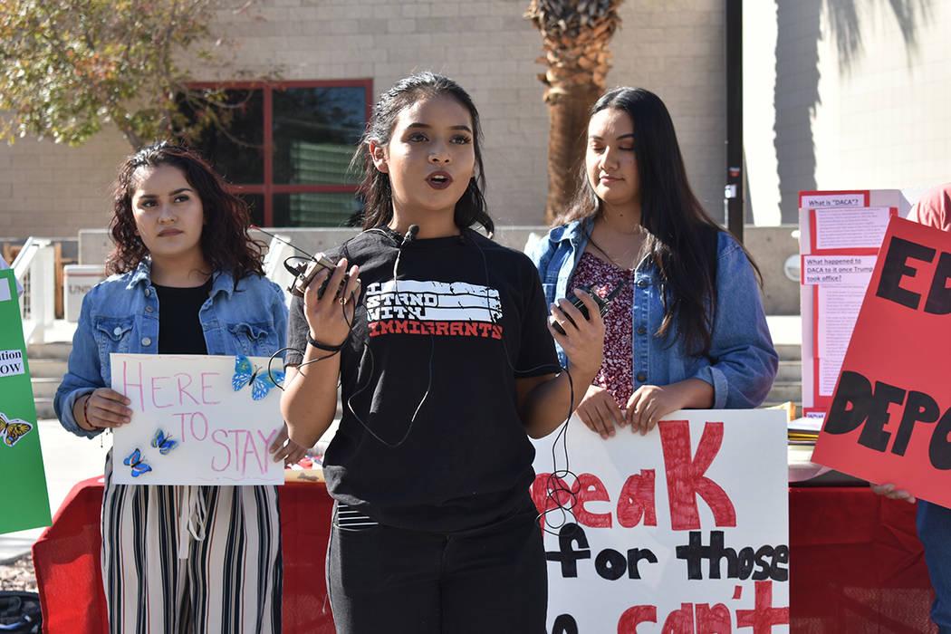 Mariana Reséndiz reconoció que es difícil no saber qué va a pasar con el futuro de DACA. Ma ...