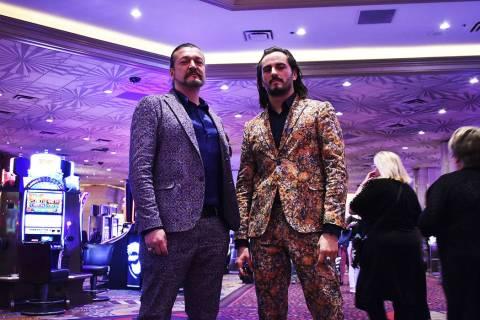 Los integrantes de Mastodonte, Enrico Bárbaro y Asier Etxeandia, conversaron en exclusiva con ...